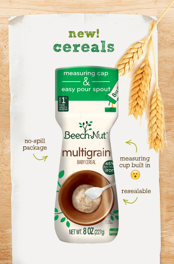 Beech Nut Baby Food Real Food With Simple Ingredients