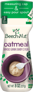 4 Easy Baby Breakfast Cereals (In 5 Minutes or Less)