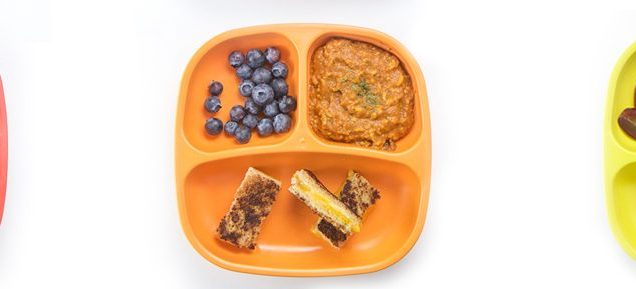 4 Healthy Toddler Lunches