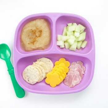 Cheese & Crackers Toddler Meal
