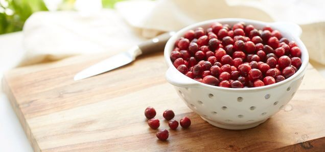 Real Food We Love: Cranberries