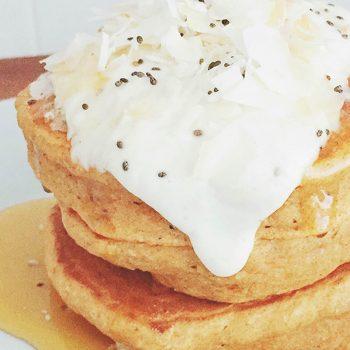 Mango Madness Pancakes
