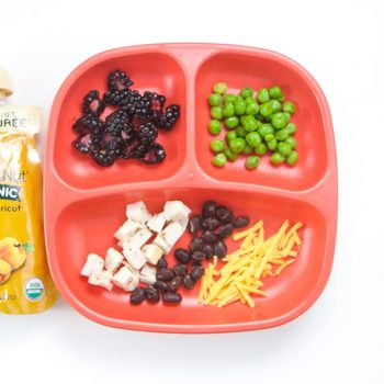 Tex-Mex Toddler Meal