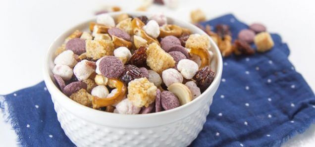 Healthy Toddler Trail Mix