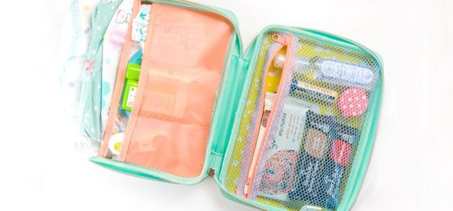 Easy Toddler Diaper Bag Kit for Your Purse
