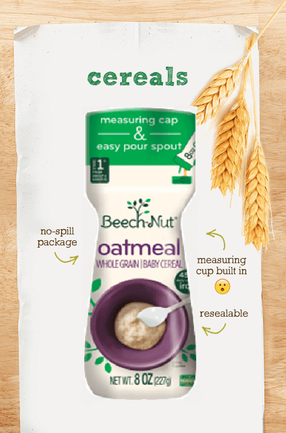 Beech Nut Baby Foodreal Food With Simple Ingredients