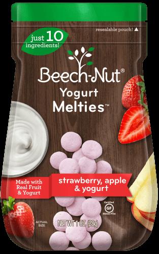 strawberry, apple & yogurt Melties