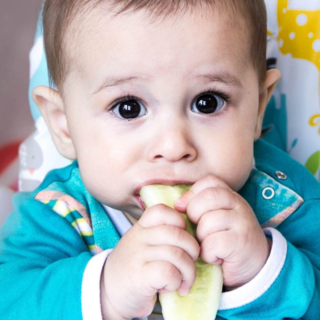 3 Baby Food Recipes To Take The Bite Out Of Teething