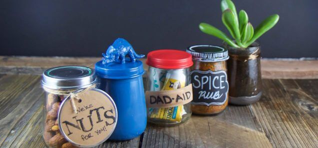 5 Father's Day DIY Gifts Dad Will Love