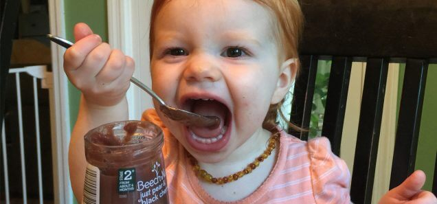 7 Tips For Getting Your Baby To Eat Vegetables & Protein