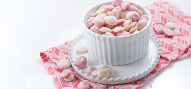 Fruity Frozen Purée Teething Hearts