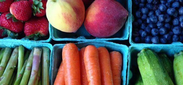 Enjoying In-Season Fruits & Veggies