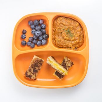 Mac 'n' Grilled Cheese Toddler Meal