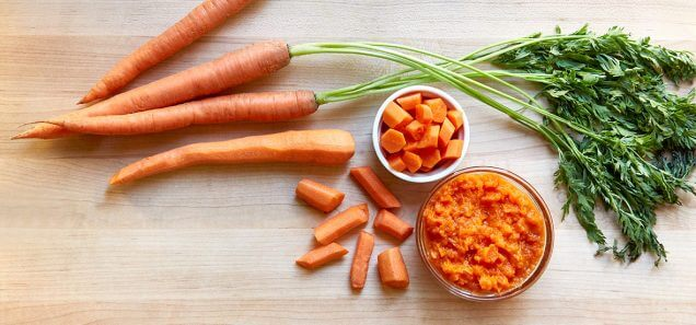 Prep School: Cooking & Peeling For Homemade Baby Food