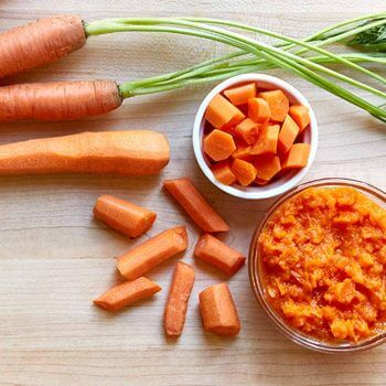 Prep School: Cooking & Peeling For Homemade Baby Food