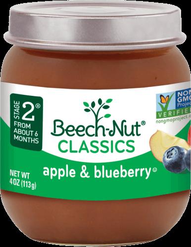 classics apple & blueberry jar