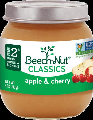 classics apple & cherry jar