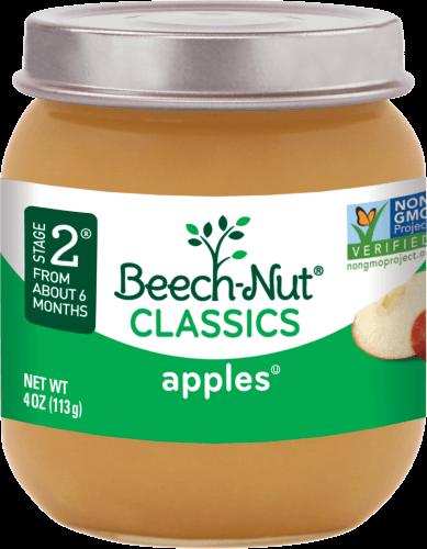 classics apples jar