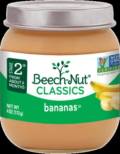 classics bananas jar