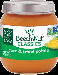 classics corn & sweet potato jar