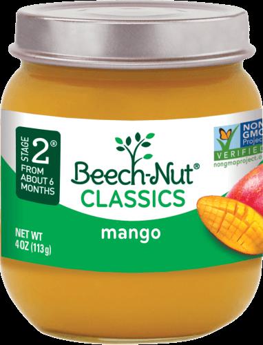 classics mango jar