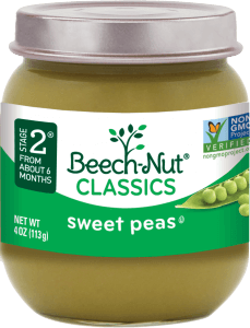 Guide to Baby Food Textures