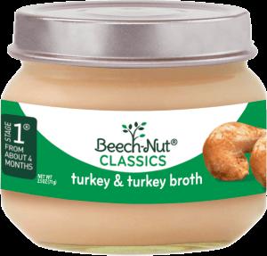 classics turkey & turkey broth jar