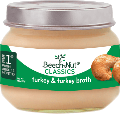 classics turkey & turkey broth jar