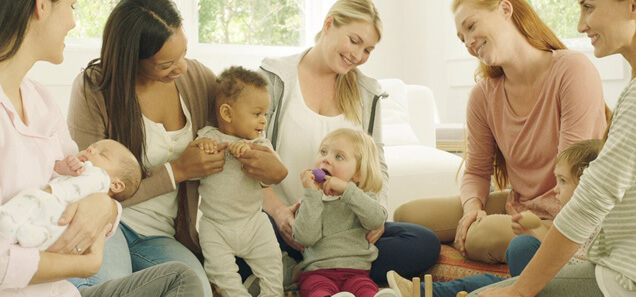 How to Start A Mom Tribe