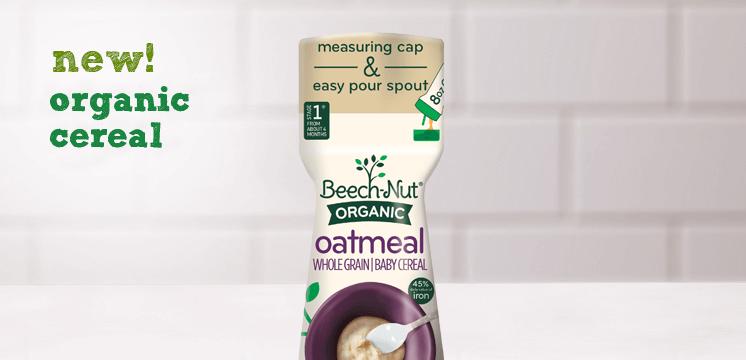 Beech Nut Baby Cereals