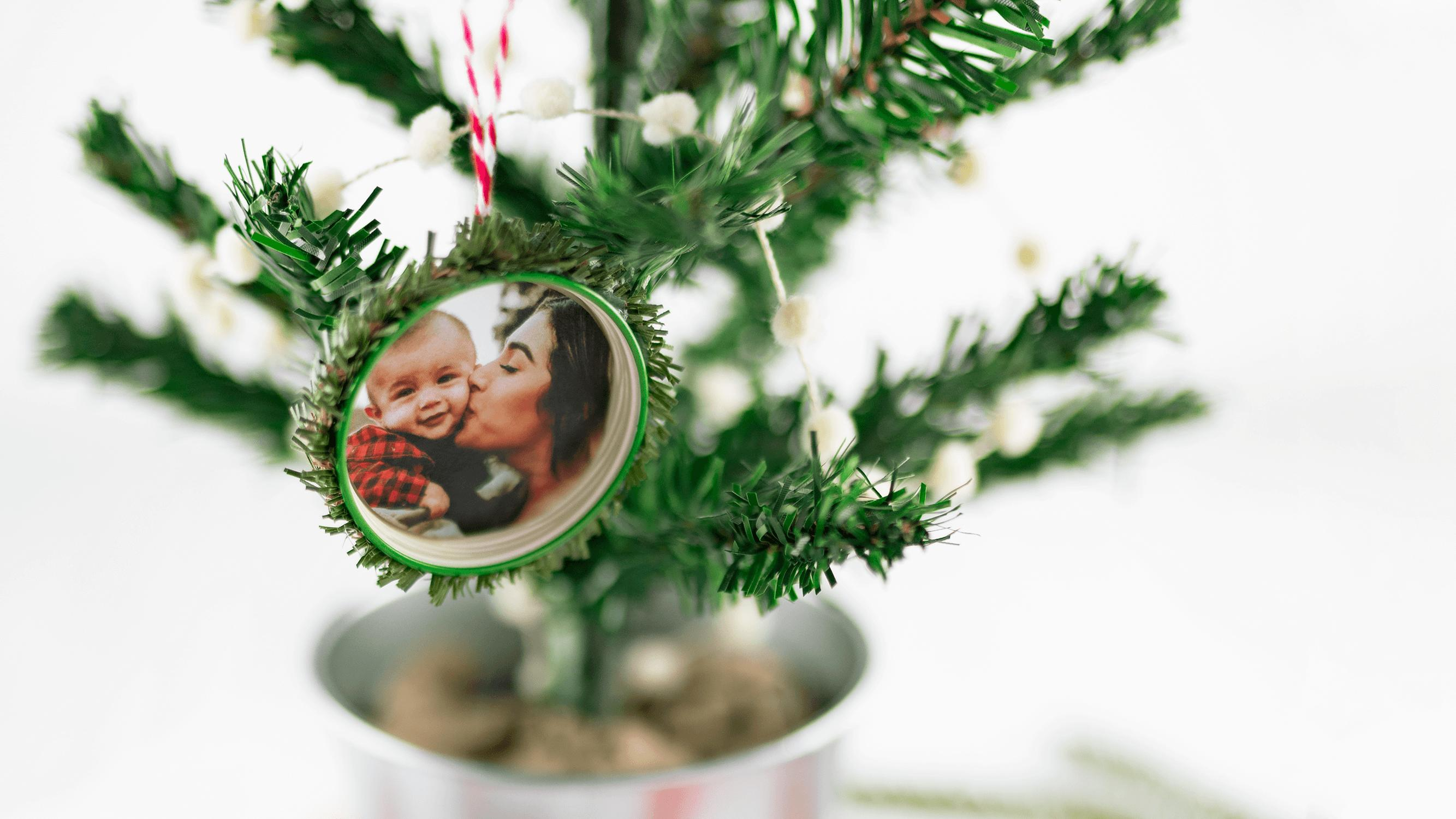 Hang on a tree or use as a personalized gift tag