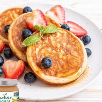 Tutti Fruity Pancakes