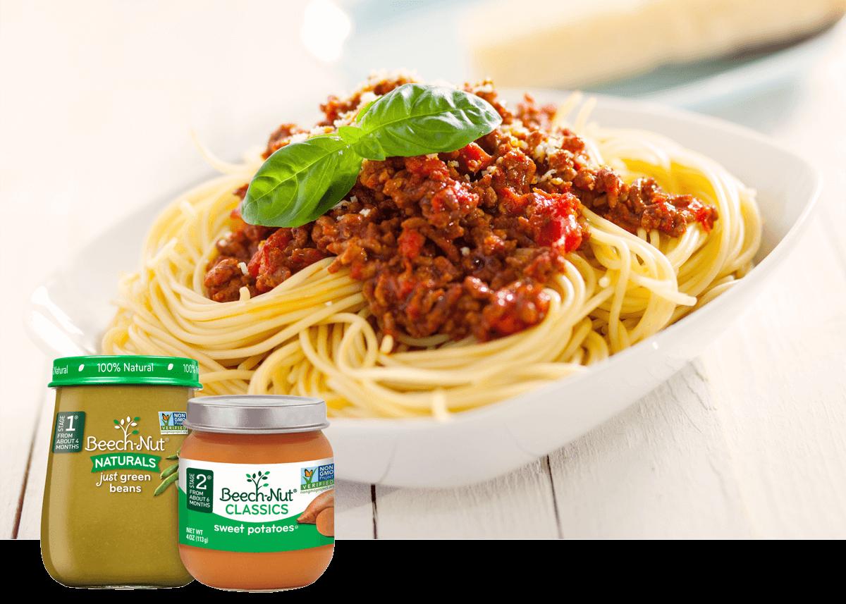 Speedy Spaghetti Sauce