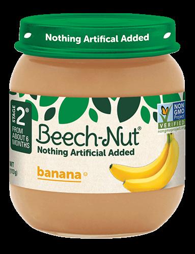Beech-Nut® banana jar
