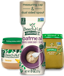 Beech Nut® Baby Food: Real Food with Simple Ingredients