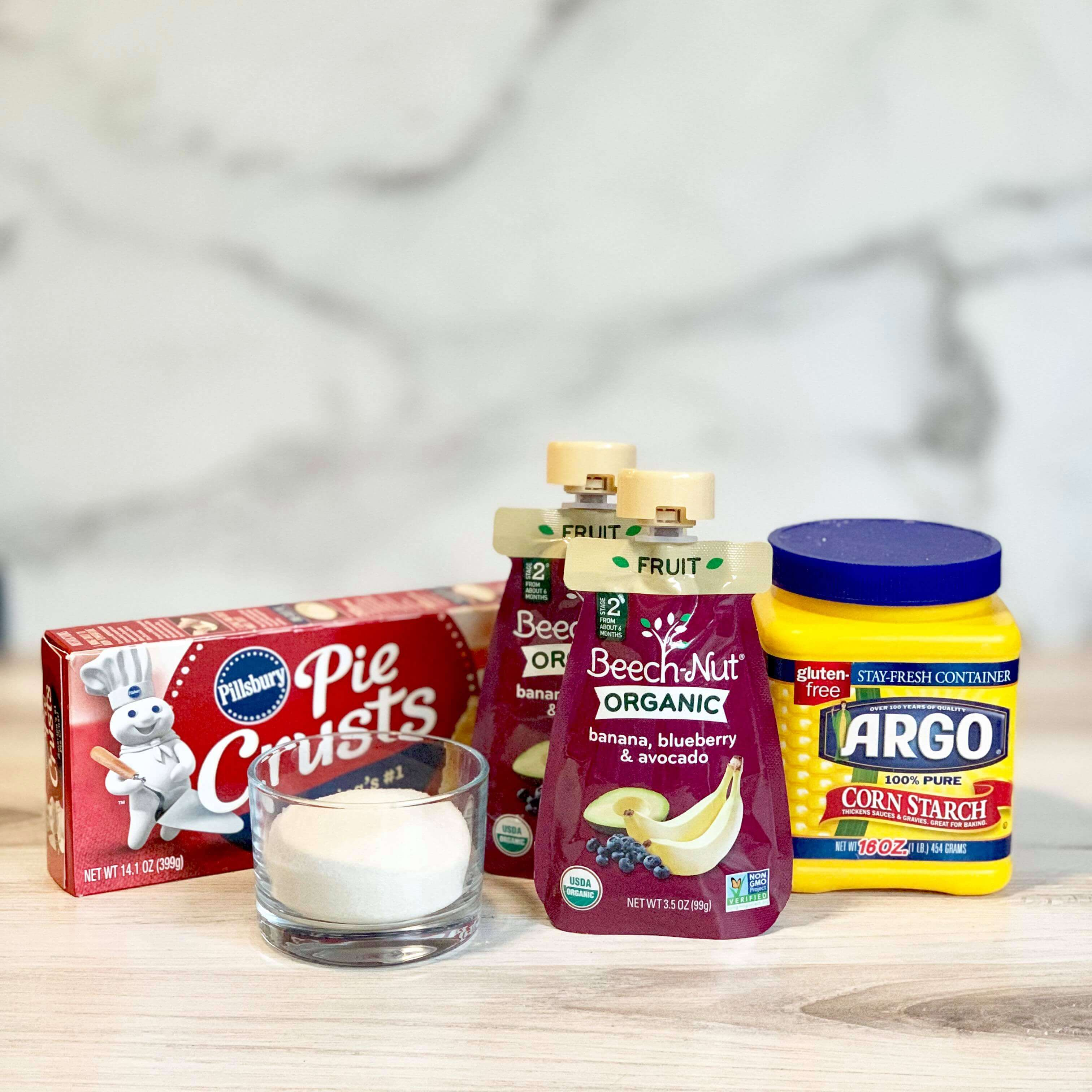 Boo-Berry Pop-Tarts ingredients