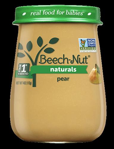 Naturals pear jar