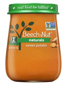 Naturals sweet potato jar