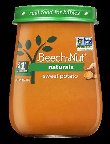 Naturals sweet potato jar