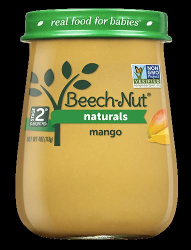 Naturals mango jar