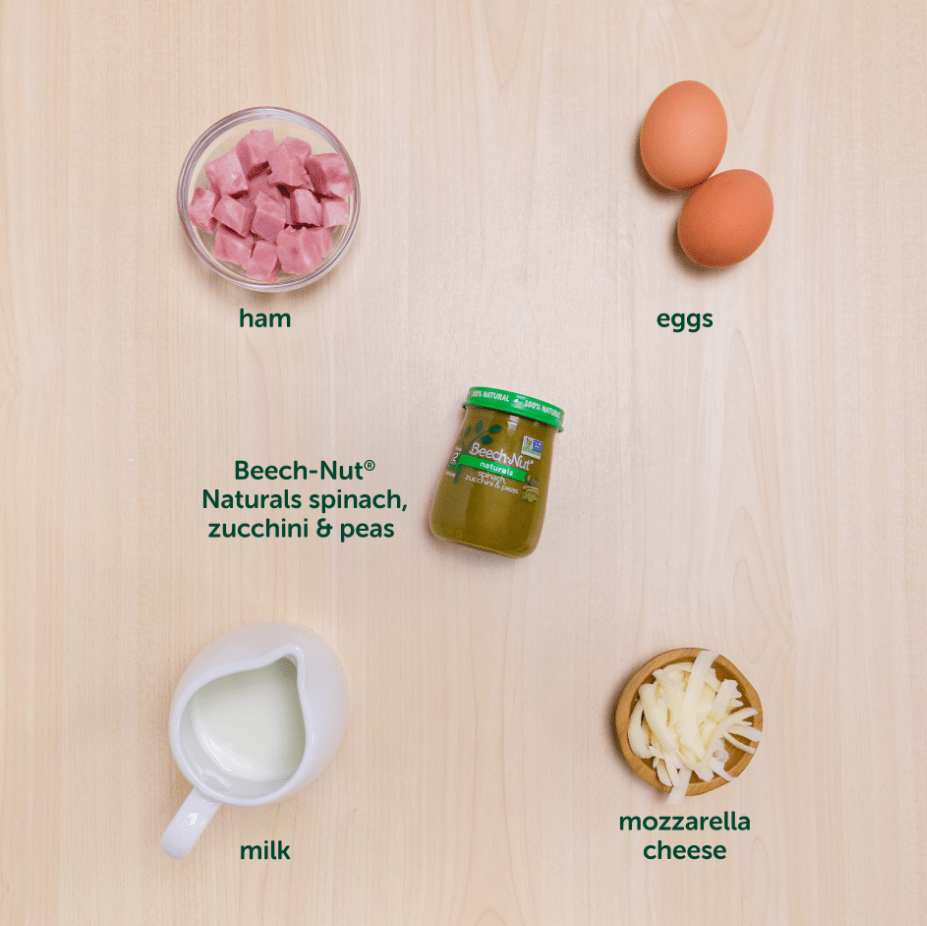 Green Eggs And Ham Ingredients
